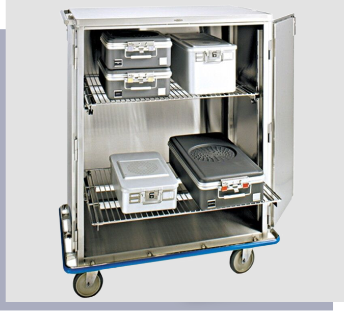 case trolley management