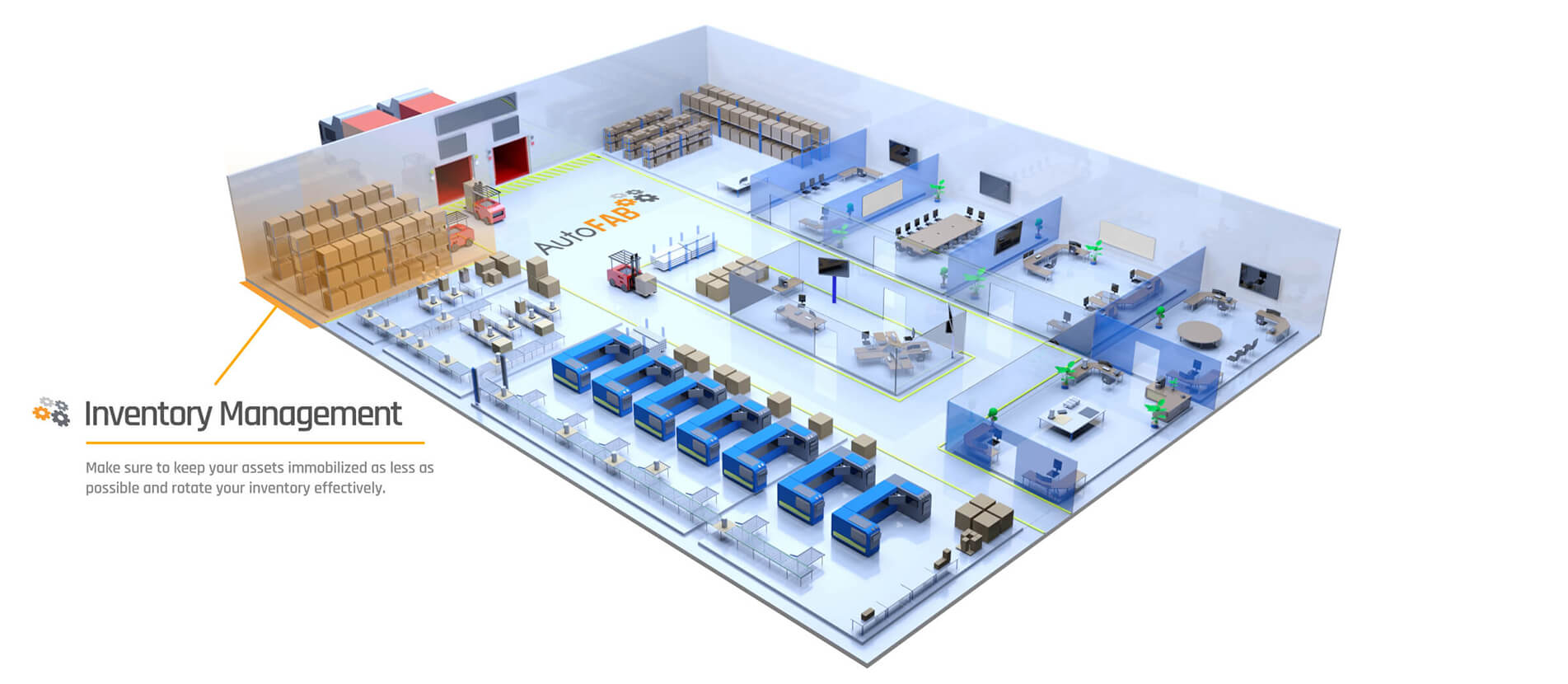 autofab Inventory Management